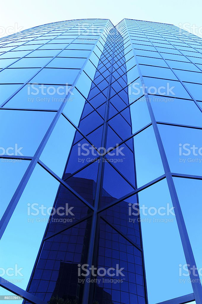 modern building abstract royalty-free stock photo