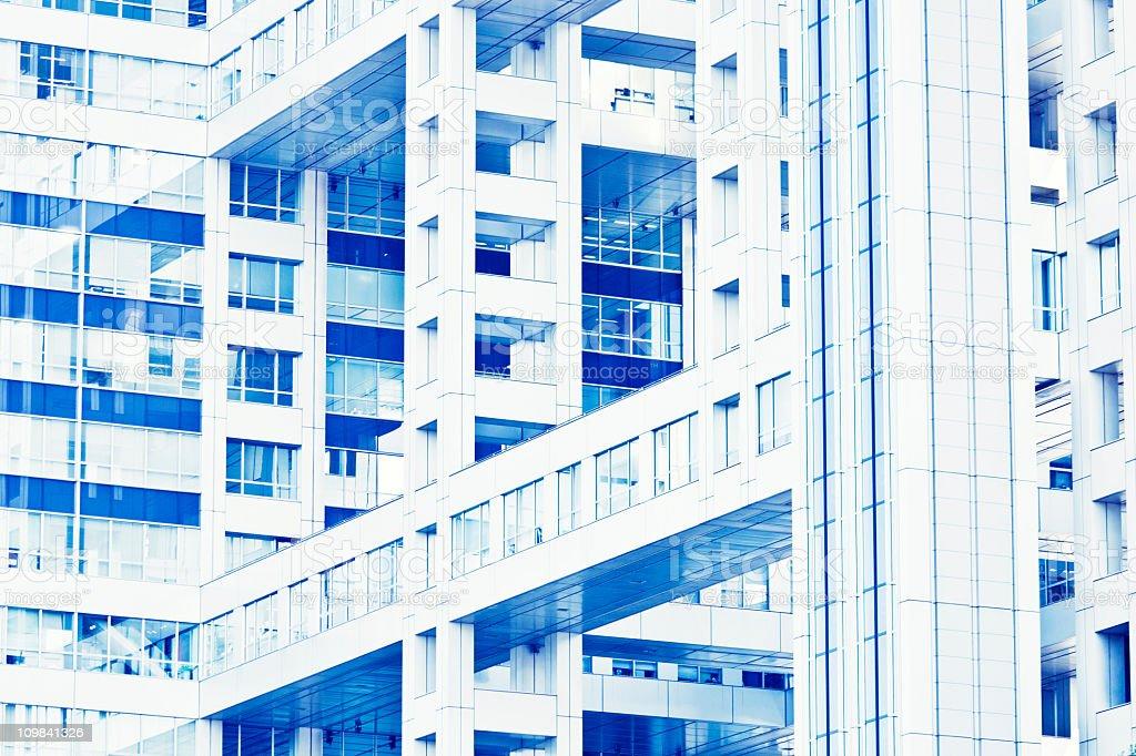 Modernes Gebäude – details – Foto