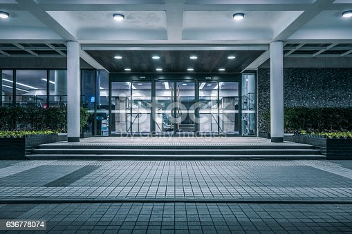 istock modern building gate 636778074