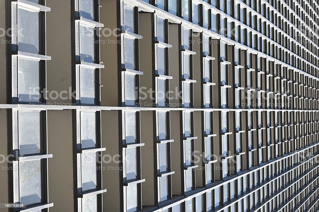 modern building in downtown Toronto royalty-free stock photo