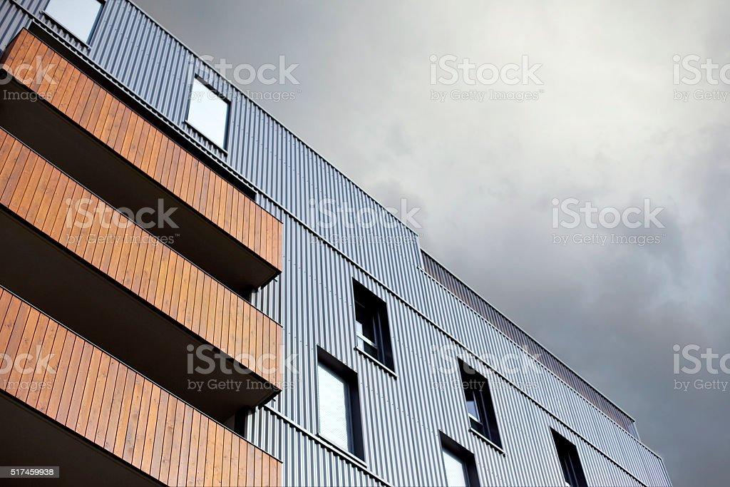 Bâtiment moderne de la ville - Photo