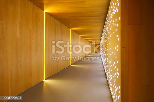 istock Modern building interiors 1008729604