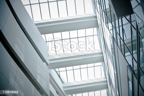 istock Modern building 110919043