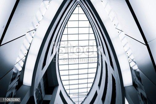 istock Modern building 110920392