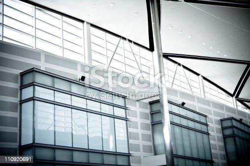 istock Modern building 110920691
