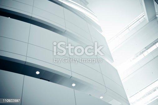 istock Modern building 110922597