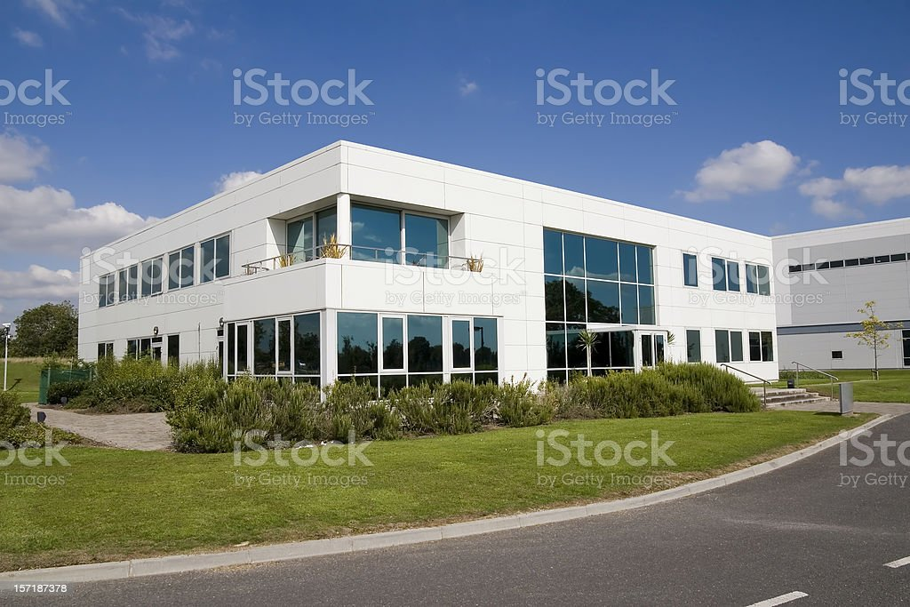 modern building - Royalty-free Architecture Stock Photo