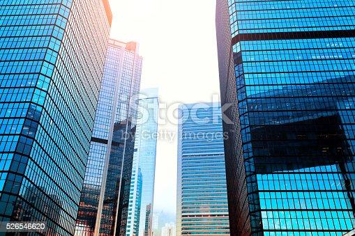 istock Modern building 526546620
