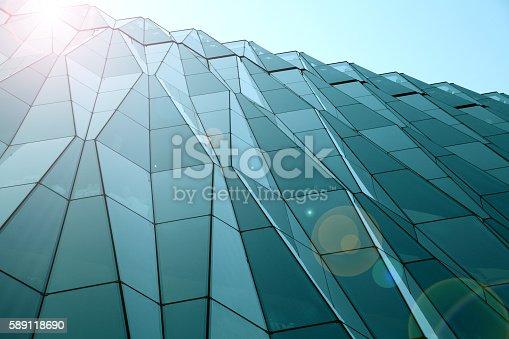 istock Modern building 589118690