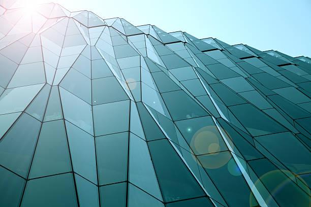 モダンな建物  ストックフォト