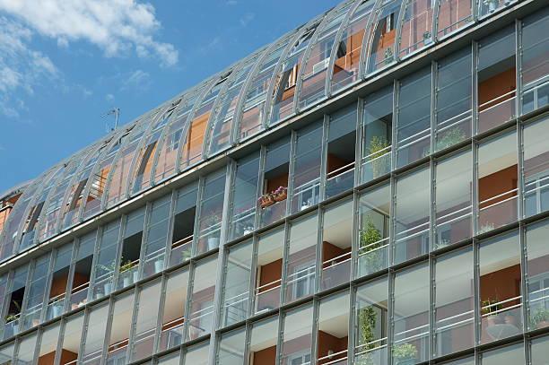 Modernes Gebäude – Foto