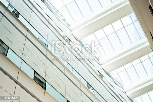 istock Modern building window 110918832