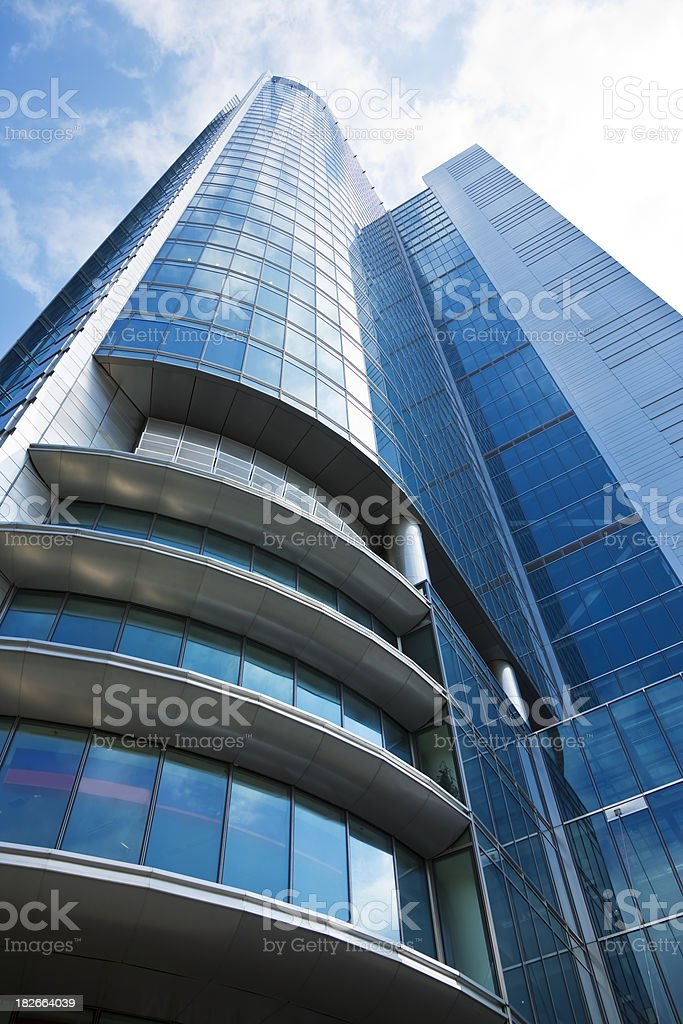 Modern Business Building royalty-free stock photo