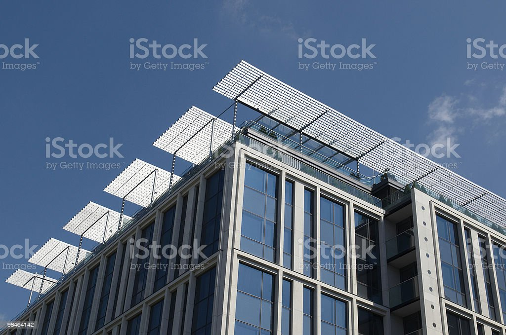 Moderno business Center foto stock royalty-free