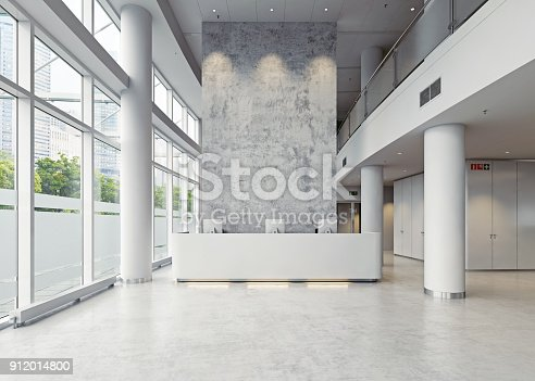 istock modern business hall 912014800