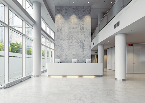 istock modern business hall 912014800
