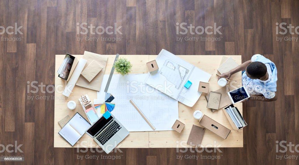 Modern business lifestyle royalty-free stock photo
