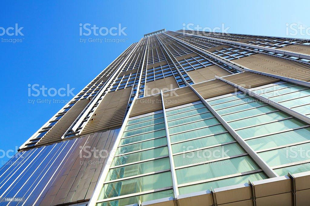 modern business skyscraper royalty-free stock photo