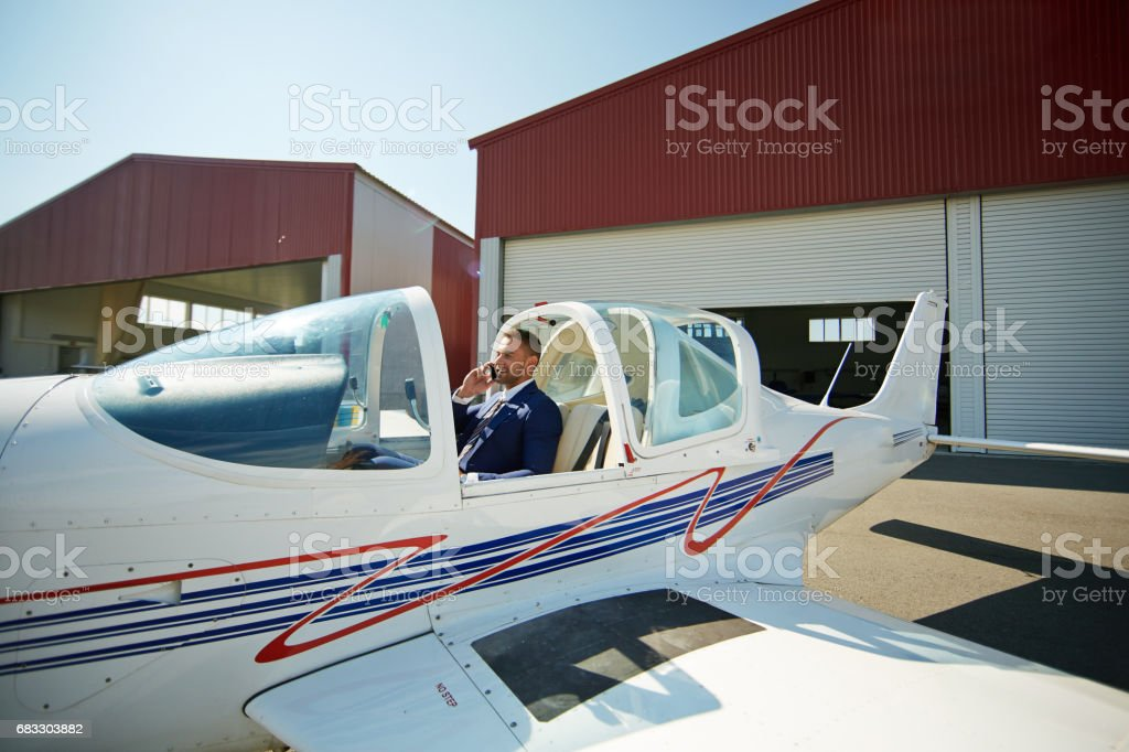 Modern Business Travel foto stock royalty-free