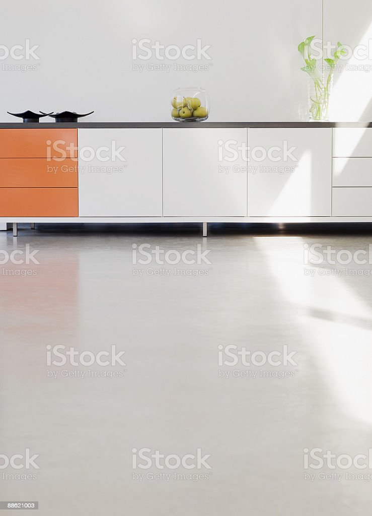 Modernen Schrank Lizenzfreies stock-foto