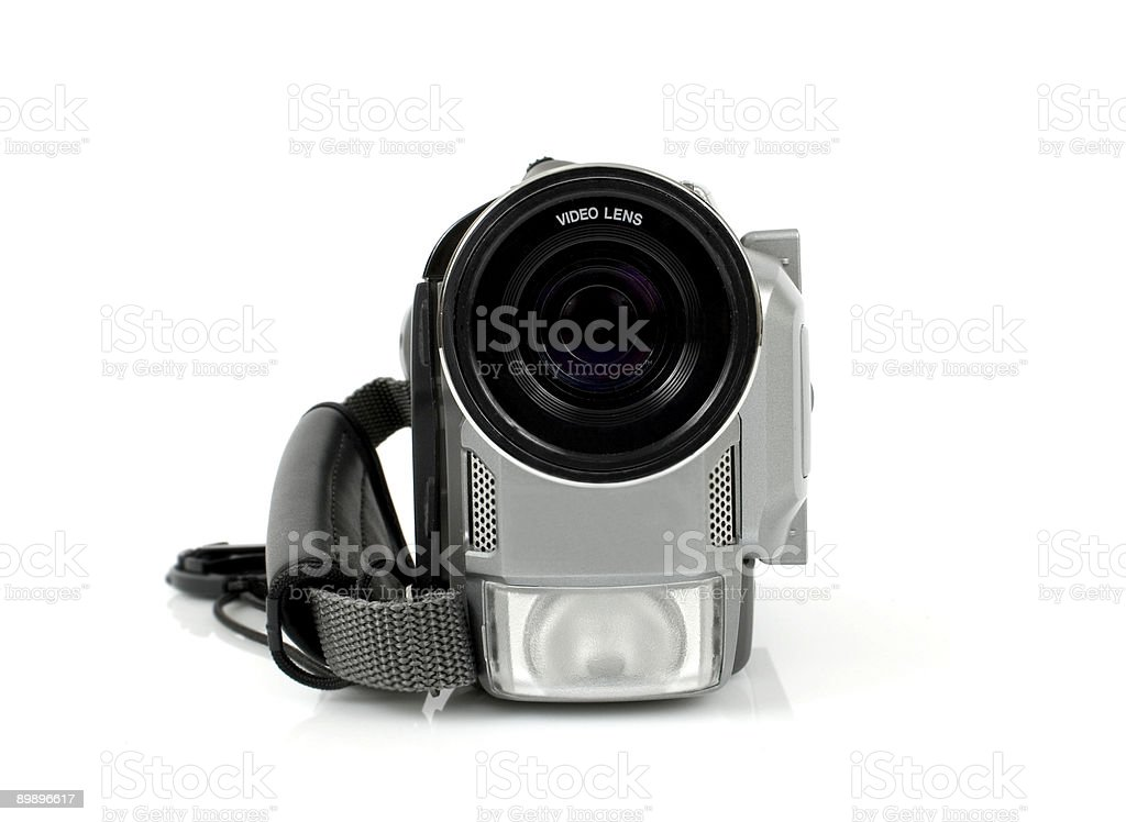 modern camera royalty-free stock photo