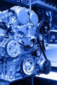 istock Modern Car Engine 488473453