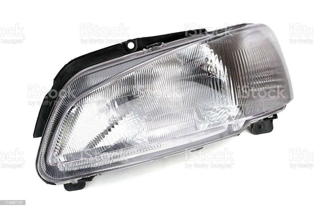 Modern Car Headlamp Unit Stock Photo 114397131 Istock