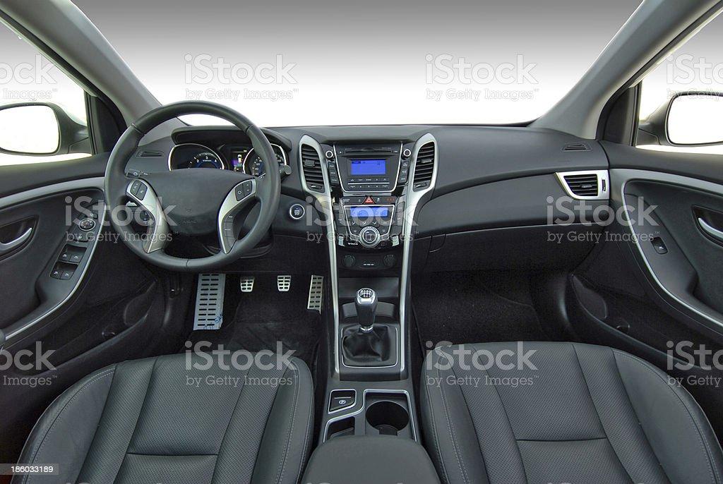 Moderne Auto innen – Foto