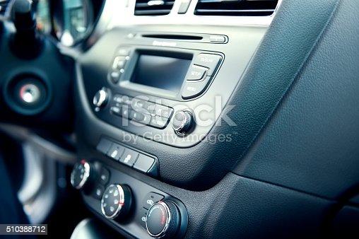 istock Modern Car Interior 510388712