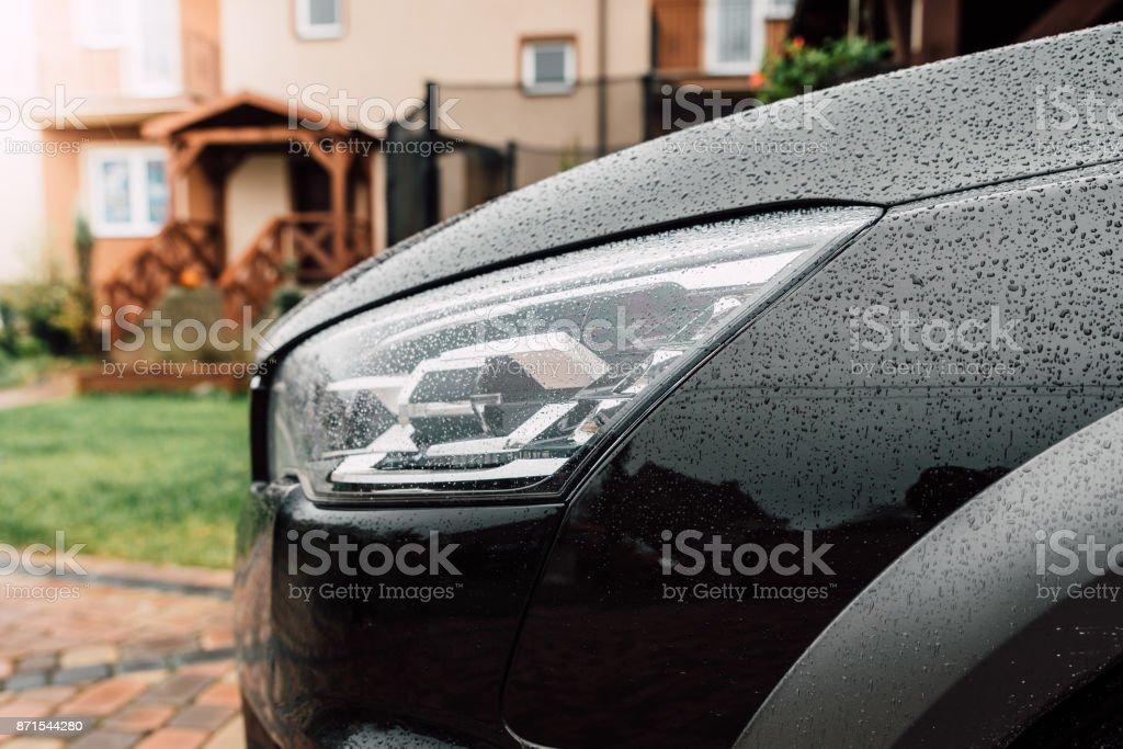 modern car lights – zdjęcie