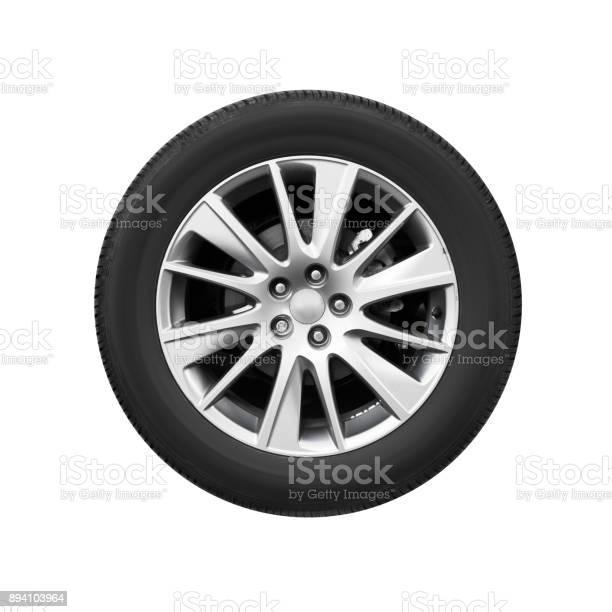 Modern car wheel on light alloy disc front view picture id894103964?b=1&k=6&m=894103964&s=612x612&h=oabpblyfdhez0prcm7owaw4yf0gxglou0kdjxm7mdmc=