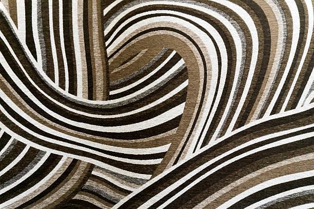 moderne teppich hintergrund - teppich geometrisch stock-fotos und bilder