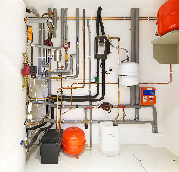 Royalty Free Central Heating System Pictures, Images and Stock ...