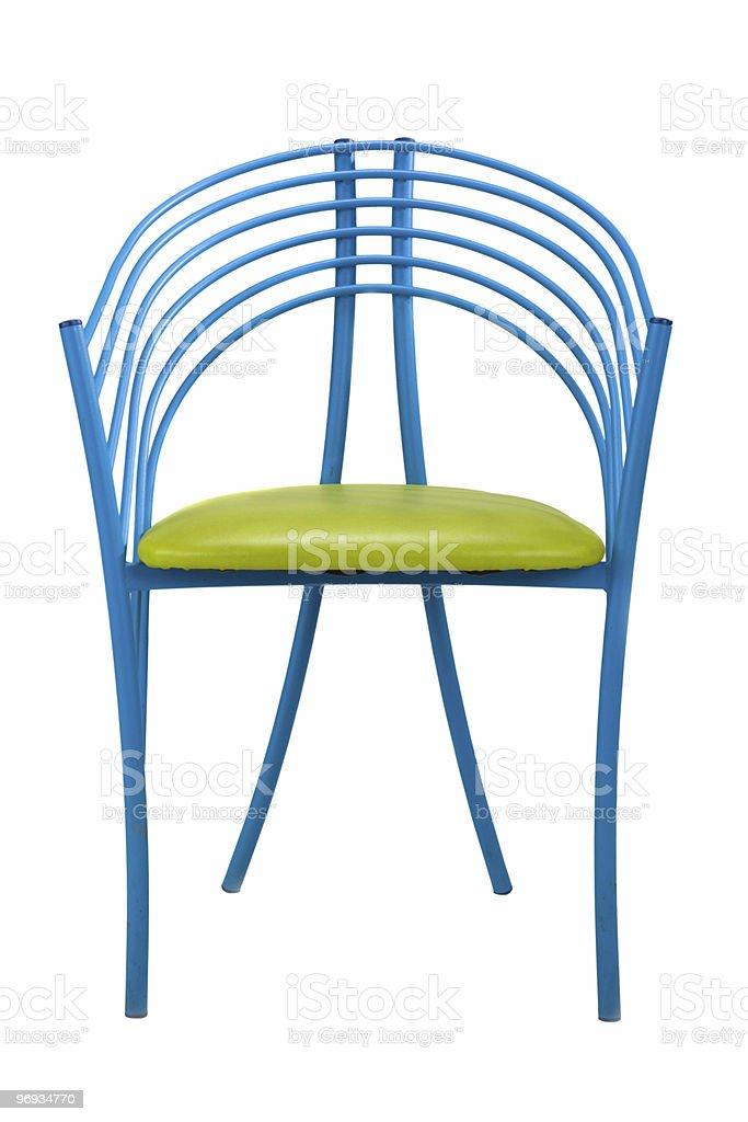 Modern chair royalty-free stock photo