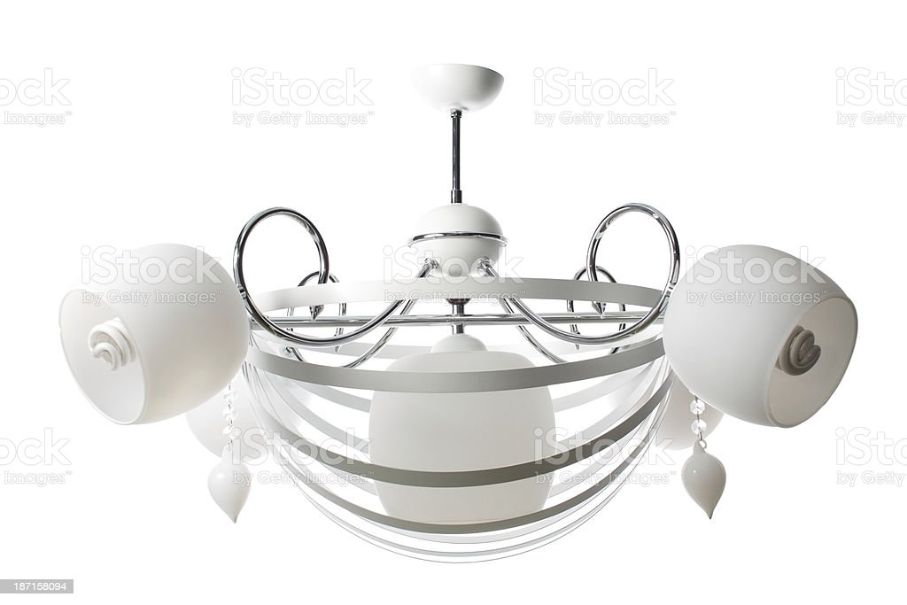 Modern Chandalier royalty-free stock photo