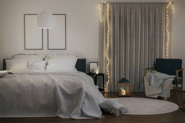 14 736 Christmas Bedroom Stock Photos Pictures Royalty Free Images Istock