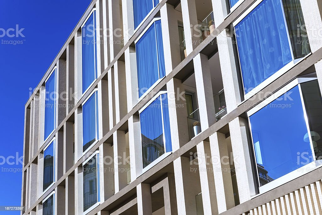 Modern City Architecture royalty-free stock photo