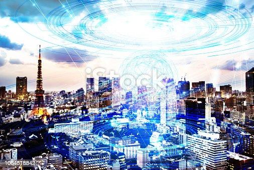 istock Modern city image 1064518842