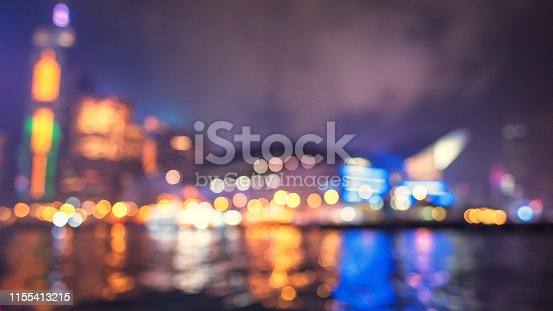 1154996700istockphoto Modern city night lights blurred abstract background 1155413215