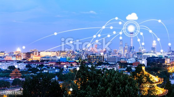 1155541483istockphoto Modern city with wireless network connection concept 1159511107