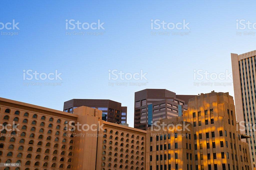 Modern Cityscape stock photo