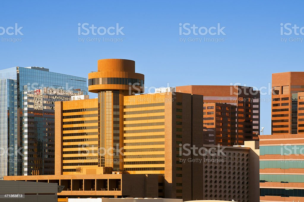 Modern Cityscape royalty-free stock photo
