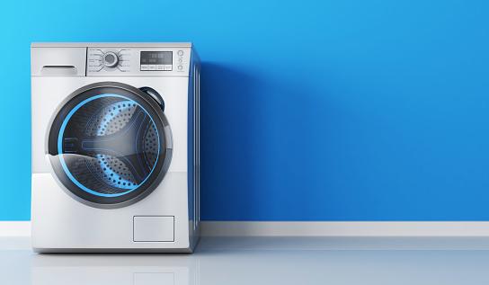 Modern Clothes Washer - zdjęcia stockowe i więcej obrazów Bez ludzi