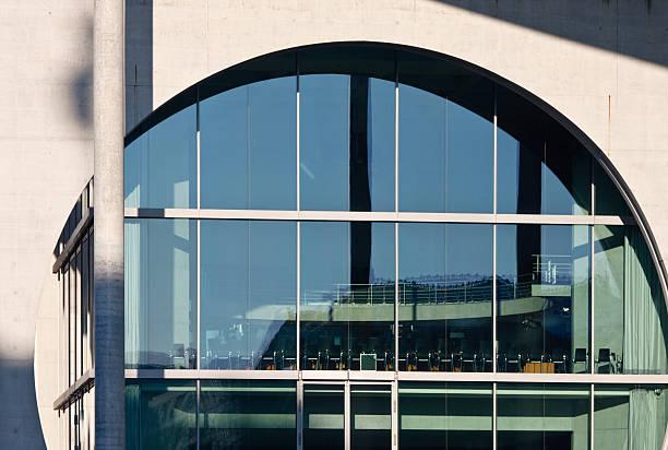 Modern Concrete Architecture stock photo