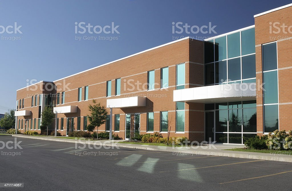 Modern Contemporary Businesses royalty-free stock photo