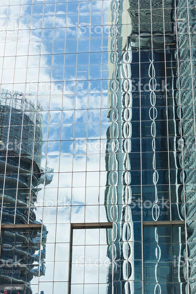 Modern Corporate Buildings stock photo