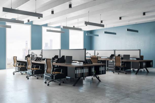 Moderne über kollaborative Büro – Foto