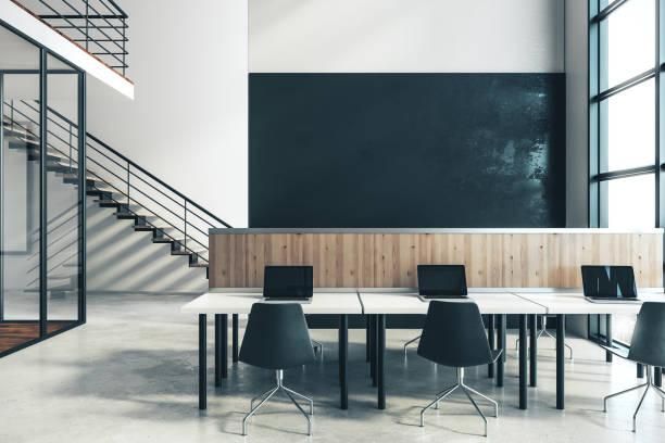 Modernes Coworking Office – Foto