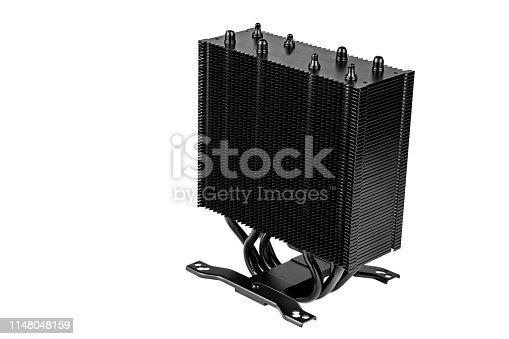 istock Modern CPU cooler 1148048159