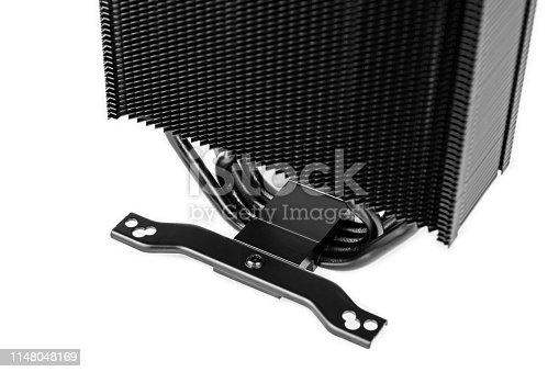istock Modern CPU cooler 1148048169
